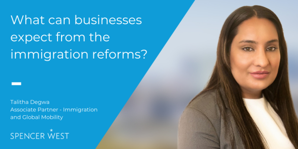 What businesses can expect from Immigration reforms