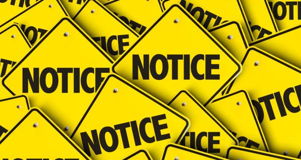 Furlough and Notice Periods